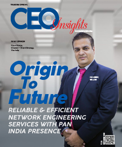 Origin To Future:  Reliable & Efficient Network Engineering Services with PAN India Presence