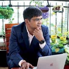 Sachin Mudholkar,CTO
