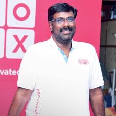 Kalyandhar Vinukonda,Founder & CEO