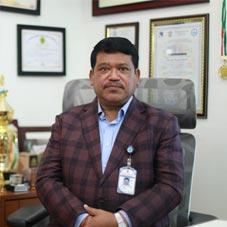 Dr. Soumya Ranjan Samal,Managing Director