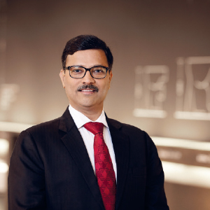 Asutosh Shah, Managing Director