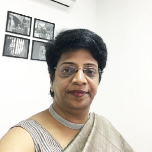 Nirupama V.G.,Founder & Managing Director