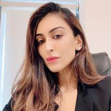 Meghna Ghodawat,Founder & CEO