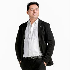 Ashish Jindal,Co-Founder