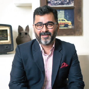 Gagan Kapur,Co-Founder & CEO