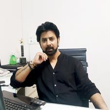 Arindam,Founder & Director