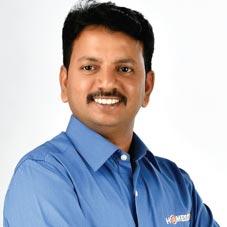Priyatham Kumar,CEO