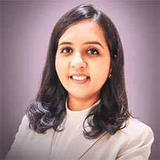 Siddhi Shah,Chief Accounting Officer & Strategy Head