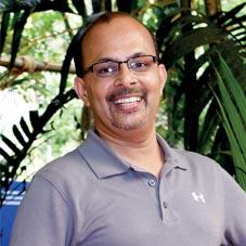 Shyam Kumar,CTO