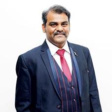 Yatin Gupte,CEO