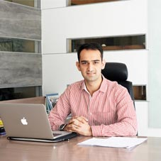 Aditya Chellaram,Executive Director