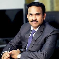 K. Sateesh Kumar,Chairman & MD