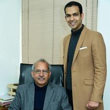 Karan Mahajan,Founder Partner