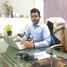 Chandu Devanpally,Founder & MD