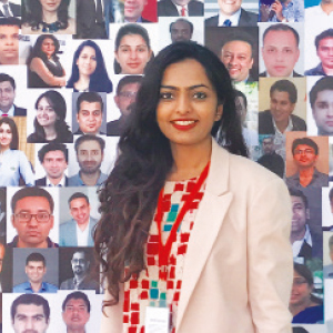 Priyal Ostwal,  Founder & CEO