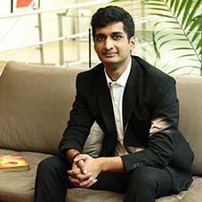 Aryaman Vir,Founder