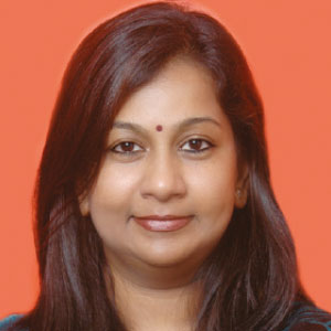 Suman Nair, Managing Director