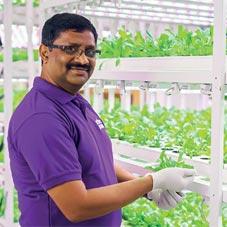 Sairam Reddy,Co-founder