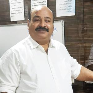 Mukesh Rustogi,Managing Director