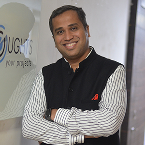 Ashish Sadekar,Founder & Director
