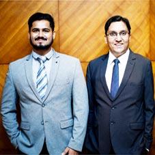 Ashish Agarwal,Founder & CEO
