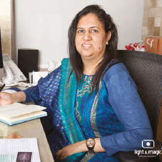Vandana Arora,  Founder Principal