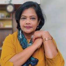 Kavitha Rao,Founder & Director