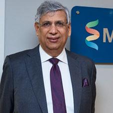 Suresh Madan,President & CEO