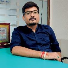 Kaushik Sharaf,Co-founder & CEO