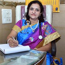 Dr. Priya K Ganesh,Medical Director