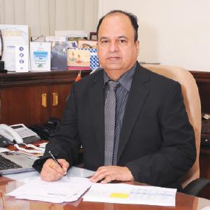 Pradeep Bakshi,MD & CEO