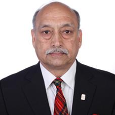 Brig. Rajan Oberoi,Global CEO