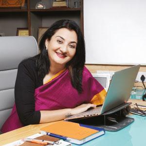 Dr. Manjula Pooja Shroff,MD & CEO