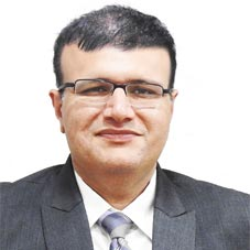 Kritarth Raja,MD