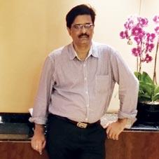 A Prabhakara Naidu,CFO