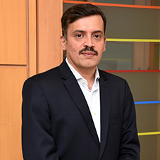 Manoj Bhat, CFO