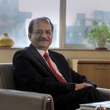 Sunil Kumar Chaturvedi,Chairman & Managing Director