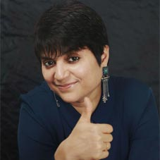 Dr. Manisha Gaur,International Peace & Motivational Speaker and Founder