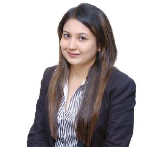 Niyati Rokani,Co-Founder