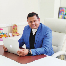 Shatrughan Singh,  Director & Co-Founder