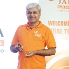 Prasad Wagh, Managing Director