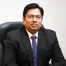 Dr. Rajiv Maini,Co-Founder & Executive Director