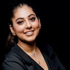 Ashmika Gupta,Founder