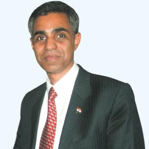 Ambrish Kela,CEO & Managing Director