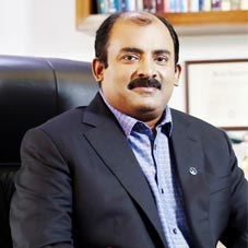 Dr. Anand Jacob Verghese,Director & CEO