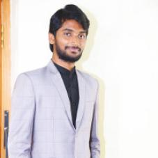 Teja Sai Palaparthi, Founder & MD,Santosh Anabilli, Operations Director