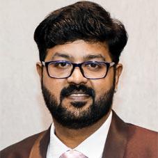 Dr. Leelaram J P,Managing Director