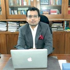 Dr Sourish Acharia,Global AVP - Corporate and Digital