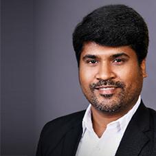 Mahesh Krishnaswamy ,Founder & Promoter