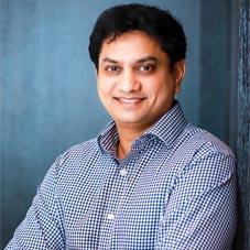 Sreekanth Lapala,CEO